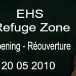 EHS Refuge Zone Open in France